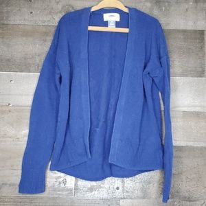 Lighweight Open Cardigan Old Nave S(6/7)